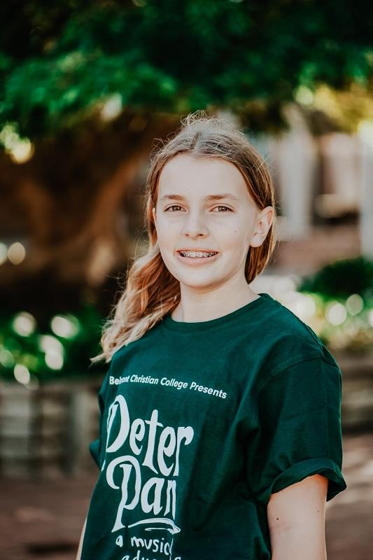 Full Program - Peter Pan 2021, 23B Olivia Smyth