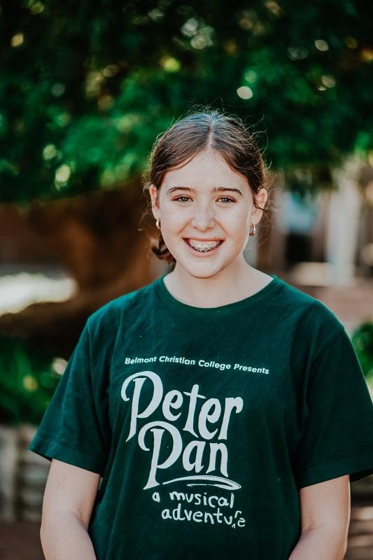 Full Program - Peter Pan 2021, 25A Rachel Collins