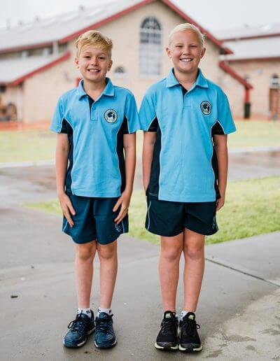 Uniform, Primary Sports