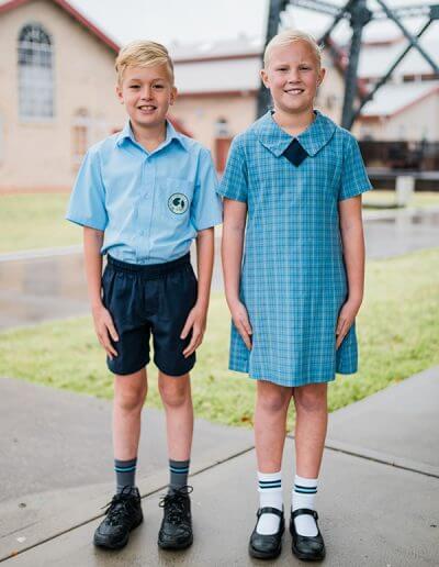 Uniform, Primary Summer