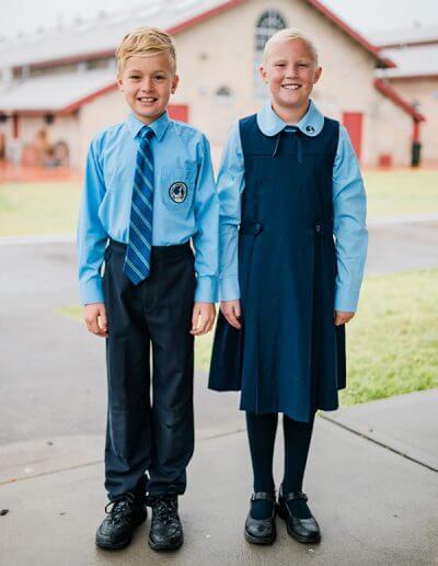 Uniform, Primary Winter