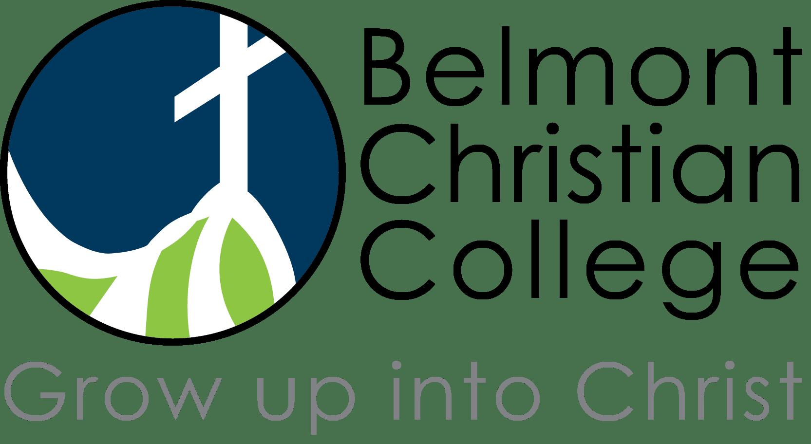 Belmont Christian College logo