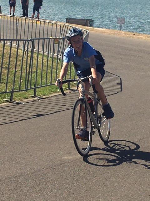 Sport News, Bike leg
