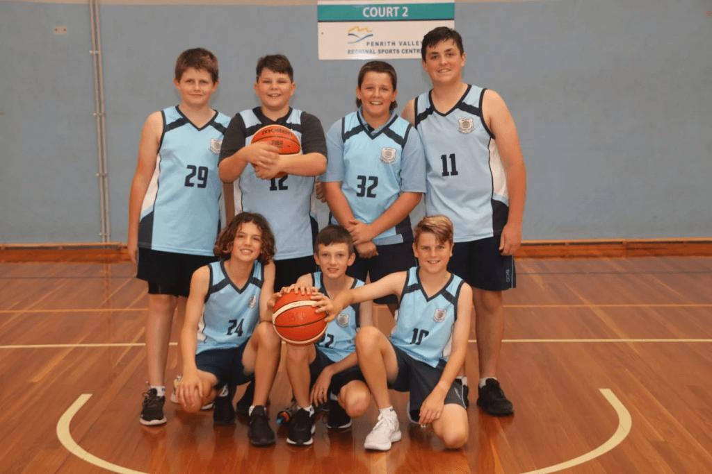 Sport News, CSSA basketball boys team