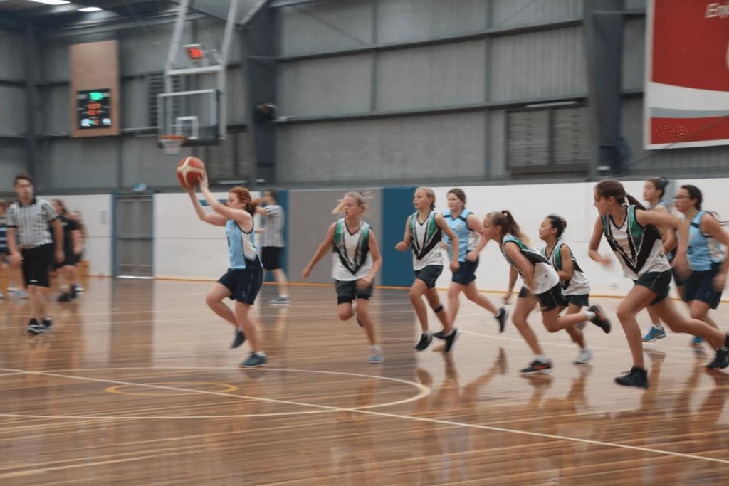 Sport News, CSSA basketball girls