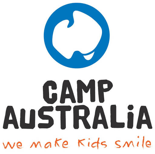 Before and After School OSHC, Camp Australia logo