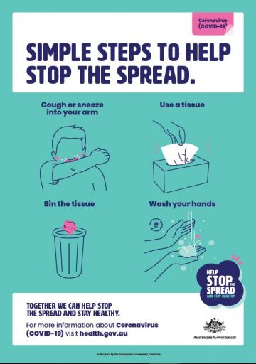 COVID-19 Update, coronavirus covid 19 print ads simple steps to stop the spread 0
