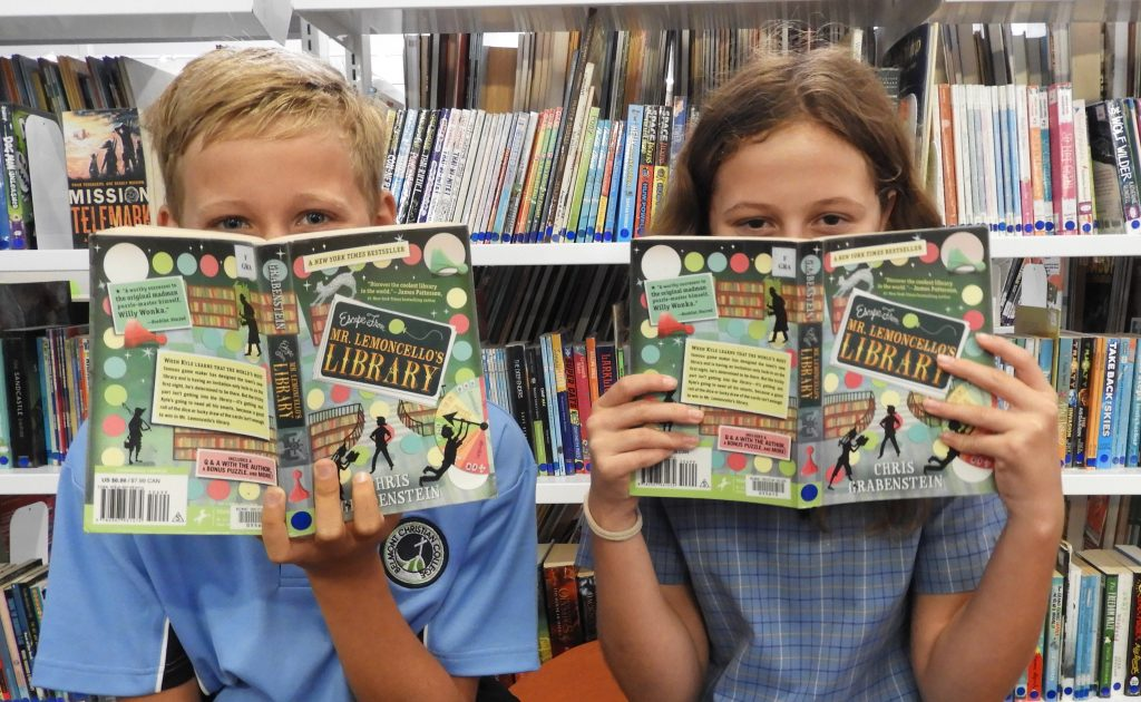 BCC Library Remote Borrowing, Book Club photo 1