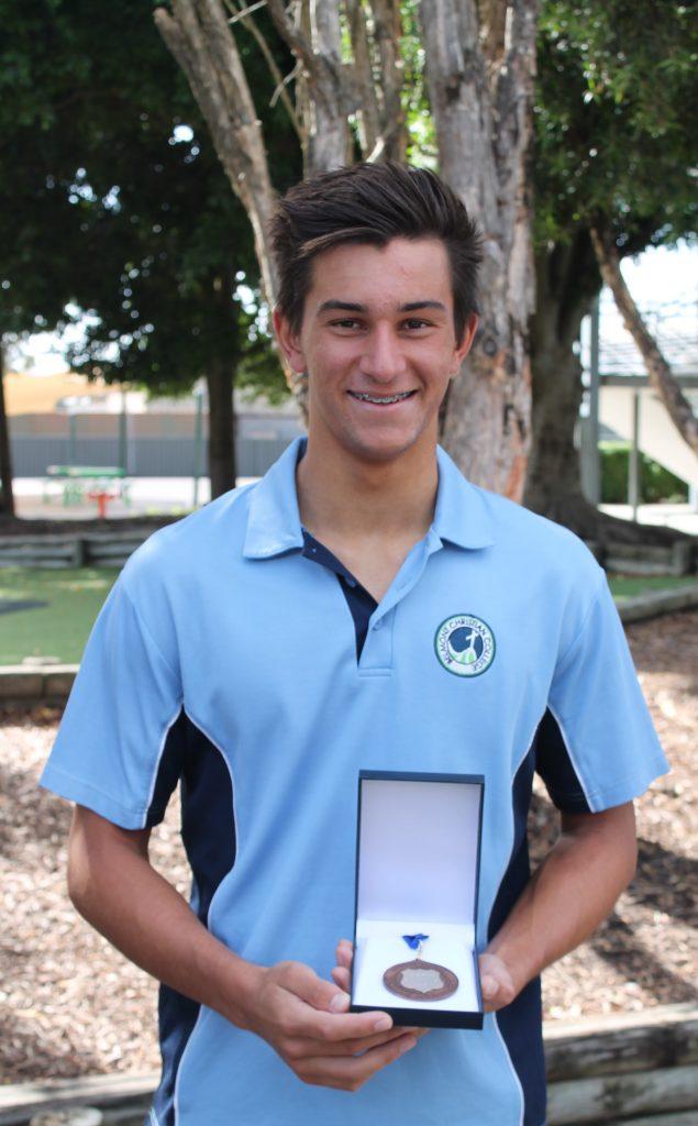 Sport News, Joshua Bruton special hockey award