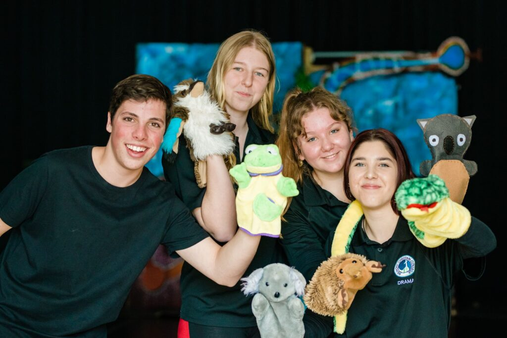 Creative Arts News, bcc atsi puppets 041 1
