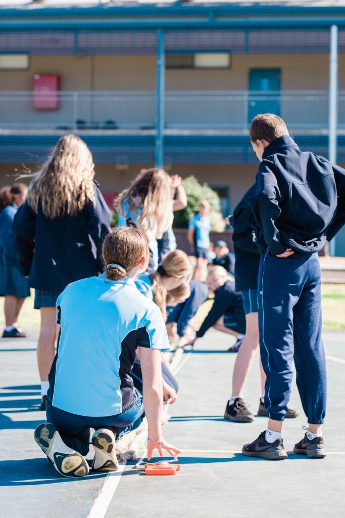 Secondary School News, bcc year7maths pythagoras 026 1