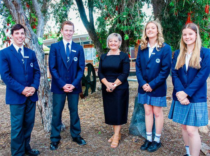 2021 School Leaders, 2021 secondary leaders