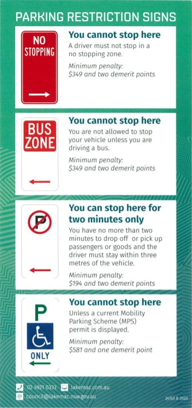 Getting to and from School, School zones 2