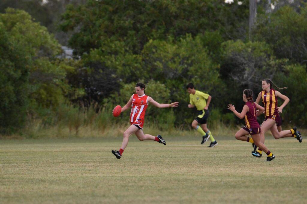 Sport News, Amalie afl 2 1