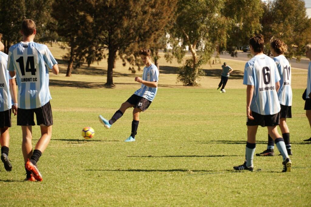 Sport News, Soccer open boys